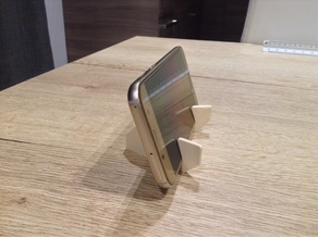 Phone Holder Business Card