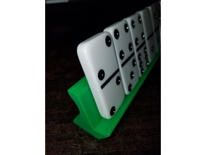 Dominoes Capicu Tray