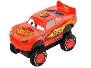 FLEXI-TRAX CAR Lightning McQueen, battery cover