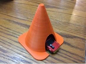 Hot Wheels Cozy Cone (also for Gaslands)