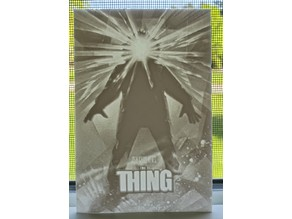 The Thing Lithophane