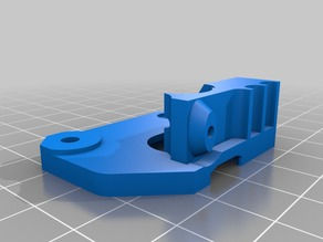 FFCP & Dup4 Extruder Drive Block