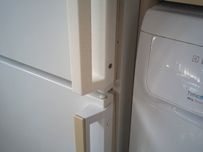 AEG SANTO 3610 KG Door Handle