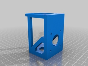MPSM Extruder box with Fan