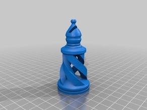 Spiral Chess Set (Remix)