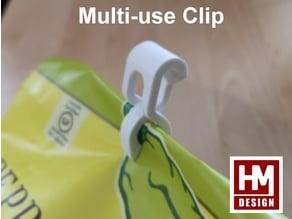 Multi-use Clip