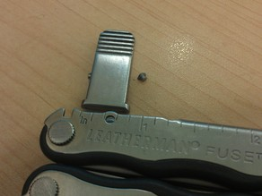 Lock for Leatherman Fuse