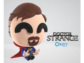 Doctor Strange - Figure & Keychain - by Objoy Creation
