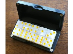 Hinged Dice Boxes