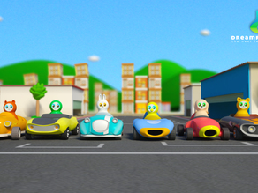 Buddyracers Collection
