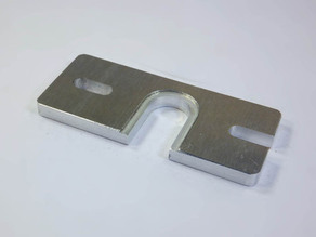 Aluminum Groove Mount Plate for Hot End