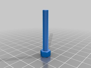 Screw for Universal Phone Holder for Ender 3 / Pro | My Customized NUT JOB
