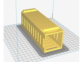 f450 Frame 4s Lipo Batarya Koruyucu
