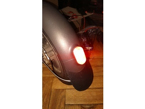 Xiaomi mijia scooter M365 rear light