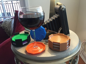 Coaster and Holder