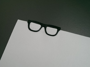 Glasses Paperclip