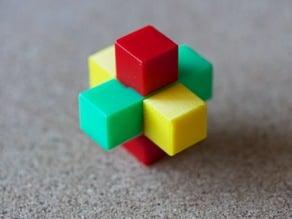 3 piece puzzle (R)