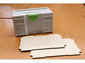 Festool mini systainer tray / Einsatz