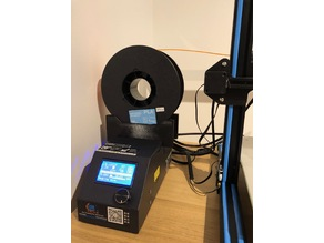 CR10 Cable Spool holder