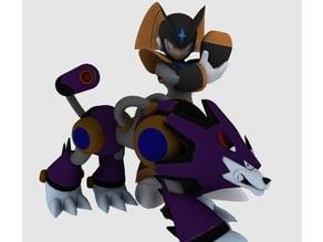Bass & Treble (Megaman)