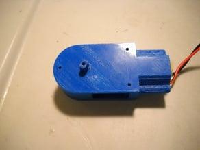 small inline gear box v2
