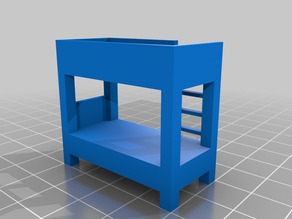 Bunk Bed (US and Canada size)