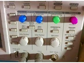 Oscilloscope Knob - Tek