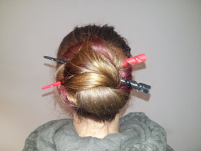 Unicorn Hair Stick