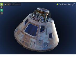 Apollo 11 Command Module (Smithsonian)
