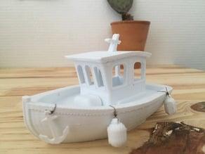 Boty the BOAT / Little bath boat