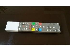 Protection piles Télécommande FREEBOX