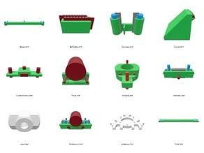 Rostock Nano CAD File