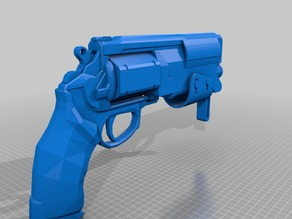 ballyhoo mk27 hand cannon