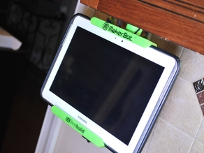 Counter Top Tablet Grabberer - Super Solid & Super Simple - works with any tablet, any size...