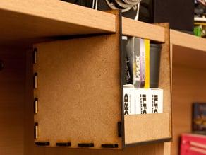 Parametric Extra Shelf