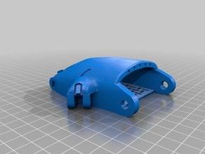 My Customized The UnLimbited Arm v2.1 - Evan's Razorback Arm