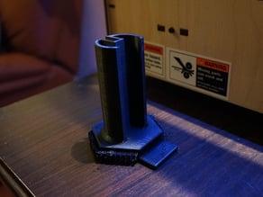 38mm diameter filament spool bracket for replicator