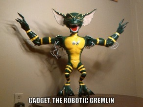 GADGET  the robotic GREMLIN