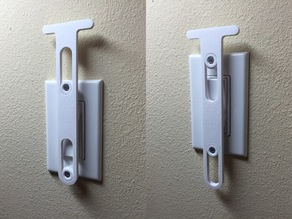Decora light switch extension