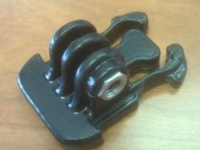 GoPro Slide in clip mount