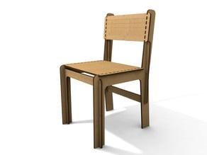 OLC - Opensource Lasercut Chair