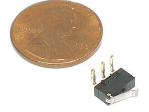 MicroSwitch - Panasonic G16909 - Subminiature -