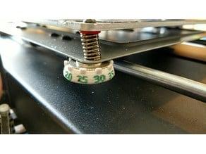 IIP Thumbwheel cover and gauge