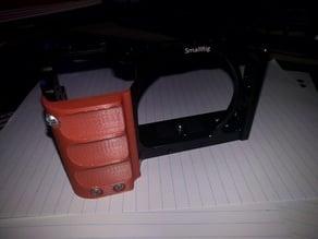 SmallRig Sony A6000/A6300/A6500 Grip