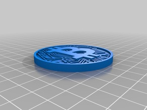 Bitcoin Gift Coin