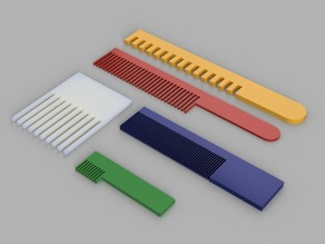 Configurable comb