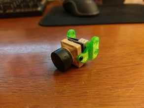 Micro to Full Size FPV Camera Bracket