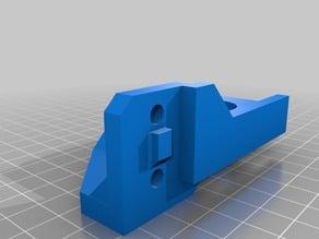 flsun3D Z motor bottom mount