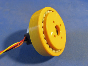 Cycloidal Robot Actuator