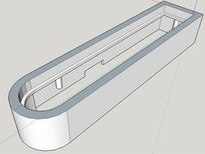 Light Box for swinks' Pinball Shooter Lane Insert (6 inch)